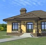 Namų, butų projektavimas.